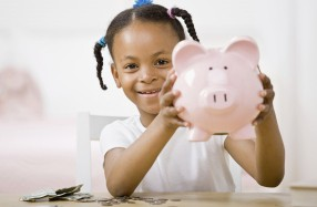 Kids and money category