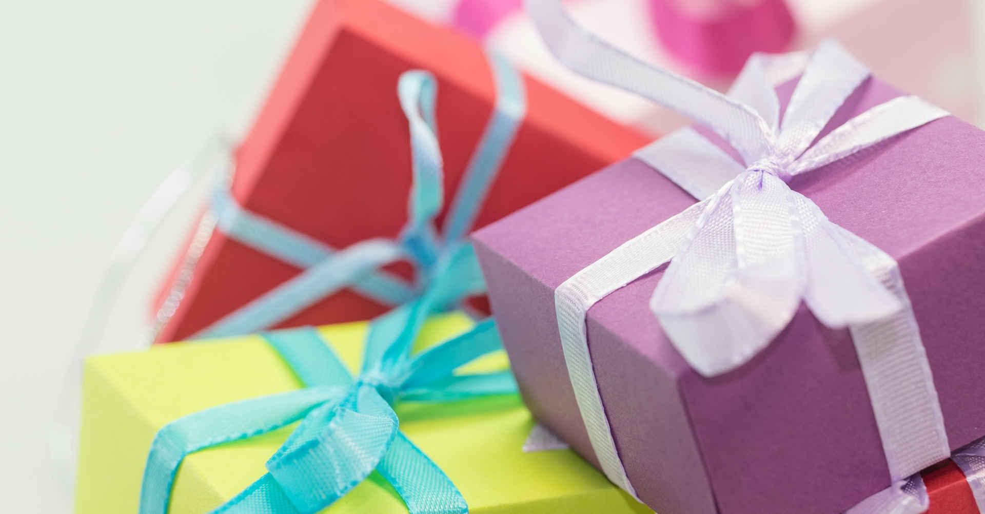 Подарки для дня рождения фото