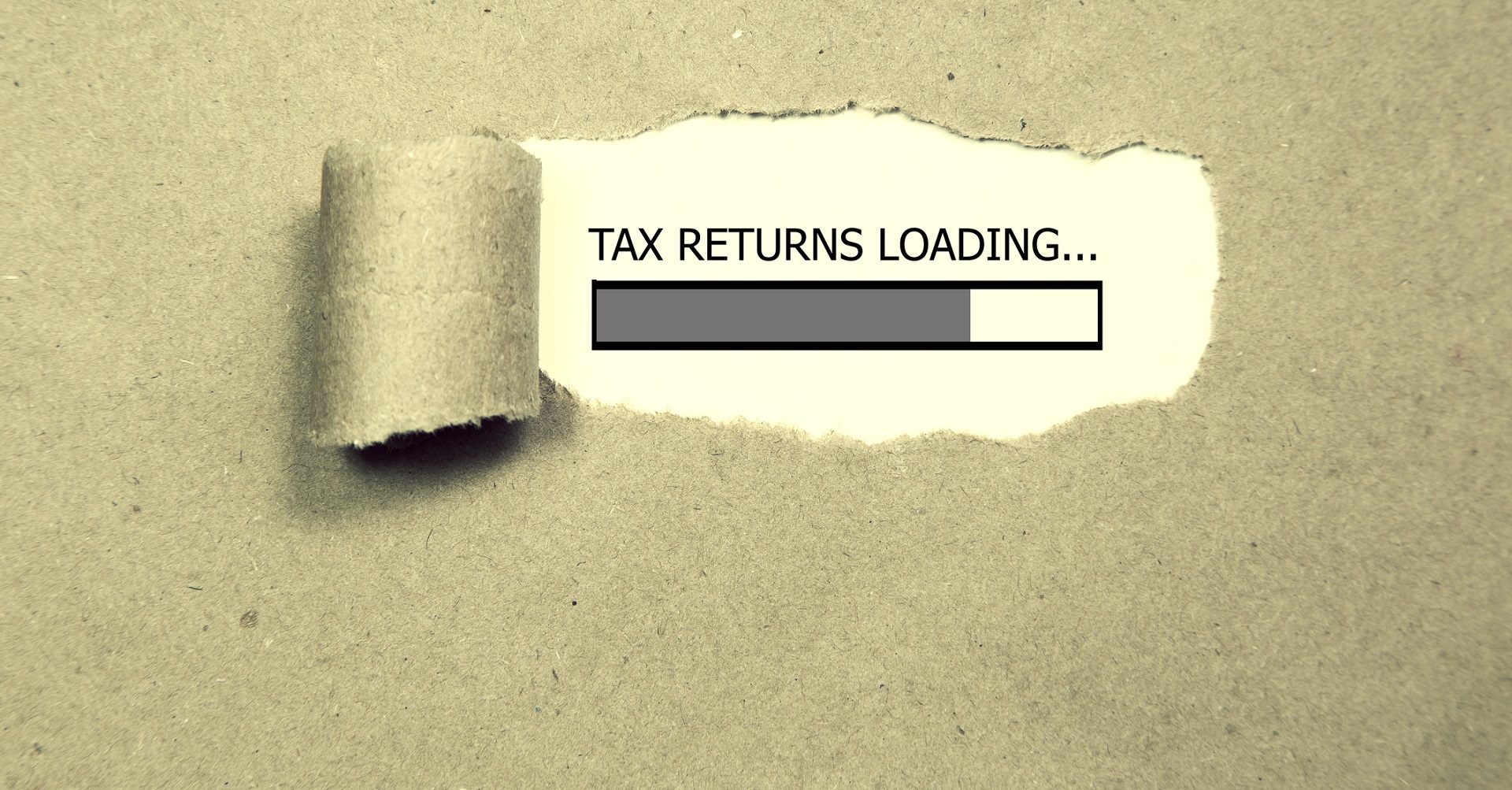 tax returns loading