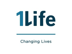 Image of the 1Life logo